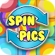 Spin Pics - Guess the picture by Bibi SmartGame Studio