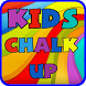 Kids Chalk Up by