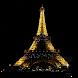 Torre Eiffel De París GIF Animado by Delta Image Apps