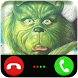 Call From The Grinch by fake call apps