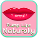 Plump Lips Naturally Home Tips by Webo Apps WA