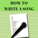 How to Write a Song by ARUNAS APPS LLP