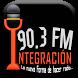 Radio Integracion 90.3 FM by Javier Espinoza Guzmán