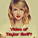 Video songs of Taylor Swift