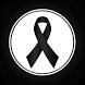 Black Ribbon Black Profile by RmCmRich