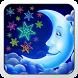 Neon Stars on Screen by ROAR Apps