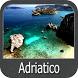 Adriatico gps carte nautiche by FLYTOMAP INC