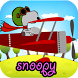 snoopy air fight by kids krafting