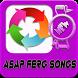 Songs Of Asap Ferg by Uwak Studio