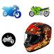 Bikers Motorcycle 2048 by Devurs