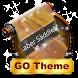 Saber Saddlebill GO SMS by Rich Themes