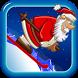 Santa Skier by Zomegamelab