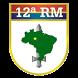 12.ª Região Militar by Rigoney Costa
