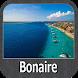 Bonaire Island GPS Nautical and Fishing Charts