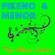 Pikeno e Menor Completa Letras by kaila