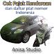 Cek Pajak Kendaraan by Anisa Studio