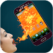 Burn Prank by WEYE Studio