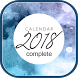 Calendar 2018 Complete by YanMedia