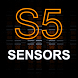 S5 Sensors and Battery Status by YD Visual
