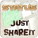 Share Status by RudramSoft