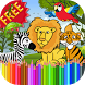Coloring Book Animals by Wonder Games