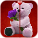 Teddy Bear Zipper Screen Lock by Bugs Apps