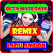 Lagu Ambon Remix Beta Mati Rasa Full Bass by Dzaky Andra