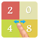 Play 2048 Square game by info webnet