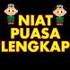 Niat Puasa Ramadhan dan Sunnah by JavaDevApp