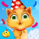 Kitty Birthday Party by Gameiva