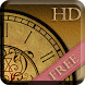 HD Vintage Clock Free