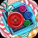 Cut Button With Scissor by Super Bytes Puzzle Games
