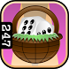 Easter Backgammon by 24/7 Games llc