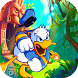 Adventure Donald Super World run by app screen