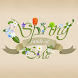Spring inside of me Atom Theme by DLTO