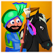 Horse Tent Pegging by iKhanGames
