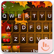 Colorful Autumn Keyboard Theme by Fashion News