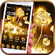 Golden rose theme by theme kitty