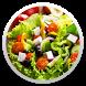 Вкусные салаты: рецепты на каждый день by FemSecret Development
