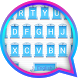 Light Blue Window Theme&Emoji Keyboard by Cool Keyboard Theme Design