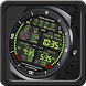 F08 3 x World Clock Watch Face by Smartwatch Bureaux