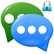 MyChat encrypted lock by DokThor