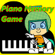 Piano Memory Game by ActiveUpper