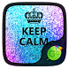 Keep Calm GO Keyboard theme by Jiubang
