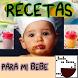 Recetas para niños y bebes by AppTard Games
