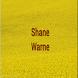Shane Warne by Totka