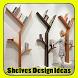 Shelves Design Ideas by Tatadroid