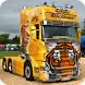 Euro Truck Modified Simulator by GameUnity