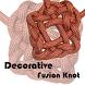 macrame knots tying knotwork by Beaujoy