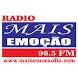 Rádio Mais Emoção FM 96.5 by VH Radios Application